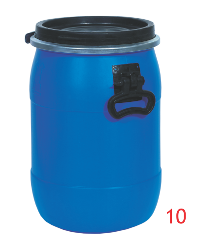 HDPE-10 ltr-open-top-drum-manufacturer