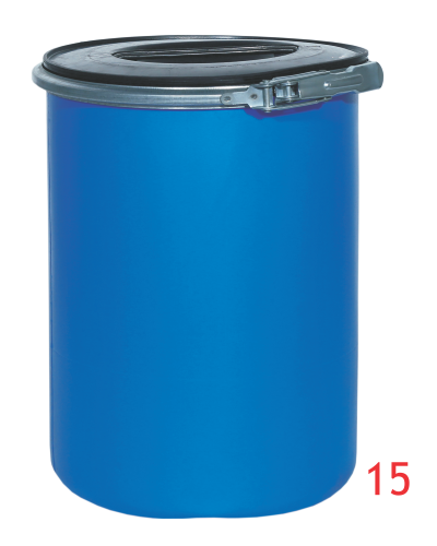 HDPE 15-LTR-OPEN-TOP-DRUM-MANUFACTURER